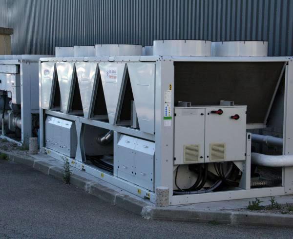 Groupe de production d'eau glacée CARRIER